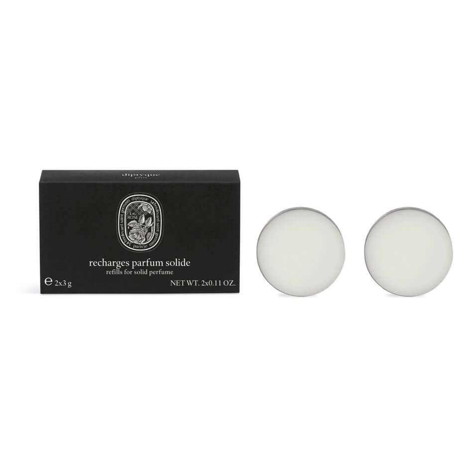 diptyque - Eau Rose Solid Perfume Refill