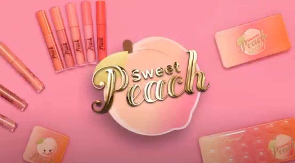 Sweet Peach Eyeshadow Palette, , video