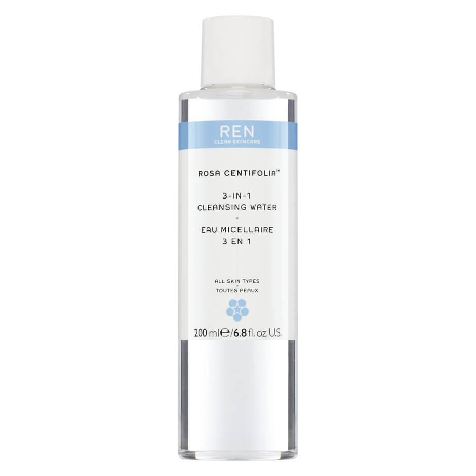 Ren - Rosa 3 In 1 Cleansing Water