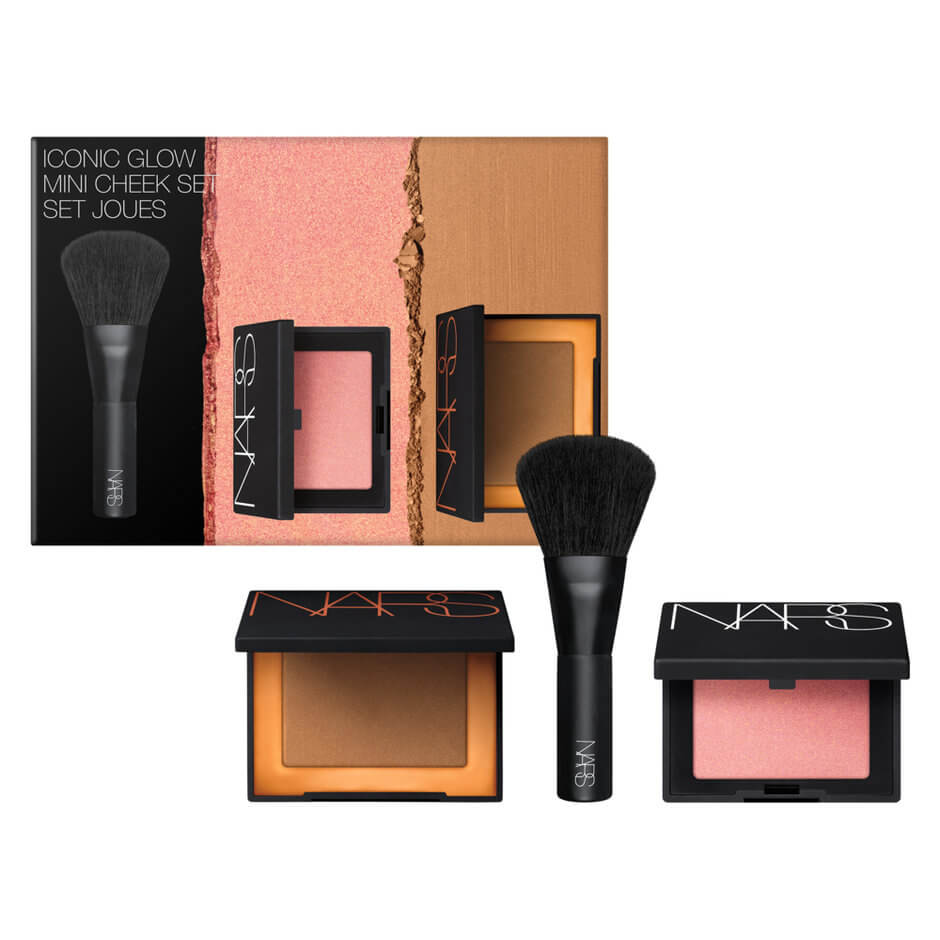 NARS - Iconic Glow Mini Cheek Set