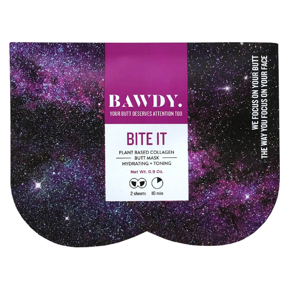 Bawdy - Bite it Plant Based Collagen Butt Mask Hydrating & Toning