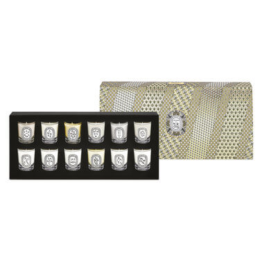 Diptyque - 12 MINI CANDLE HOLIDAY 2018