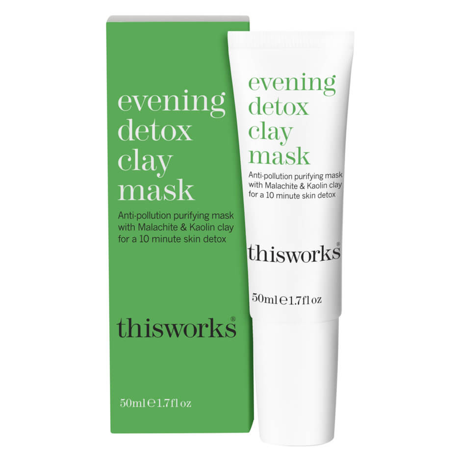 This Works - EVENING DETOX CLAY MASK