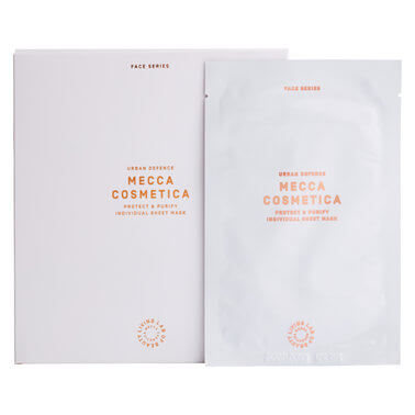 Mecca Cosmetica - ANTI POLLUTION MASK