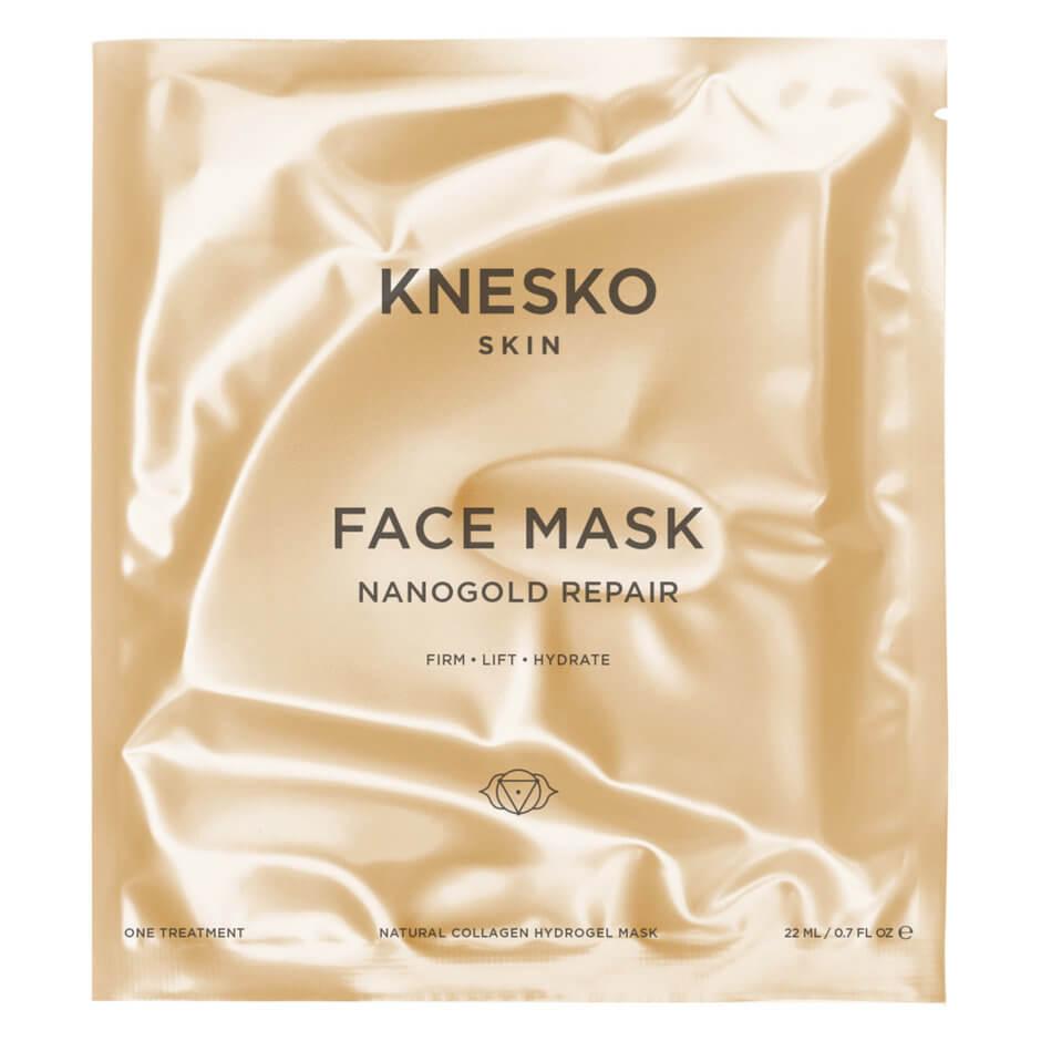 Knesko - Nano Gold Repair Face Mask - 1 Pack