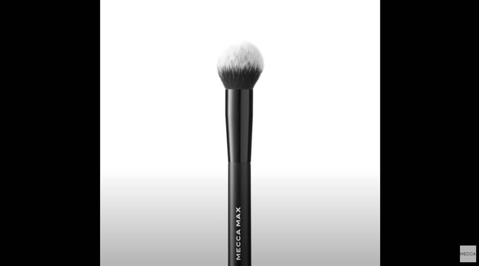 Tapered Complexion Brush, , video