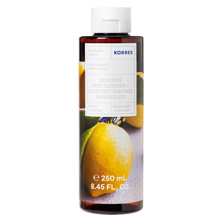 Korres - BAS LEMON SMOOTH BODY CLEANS