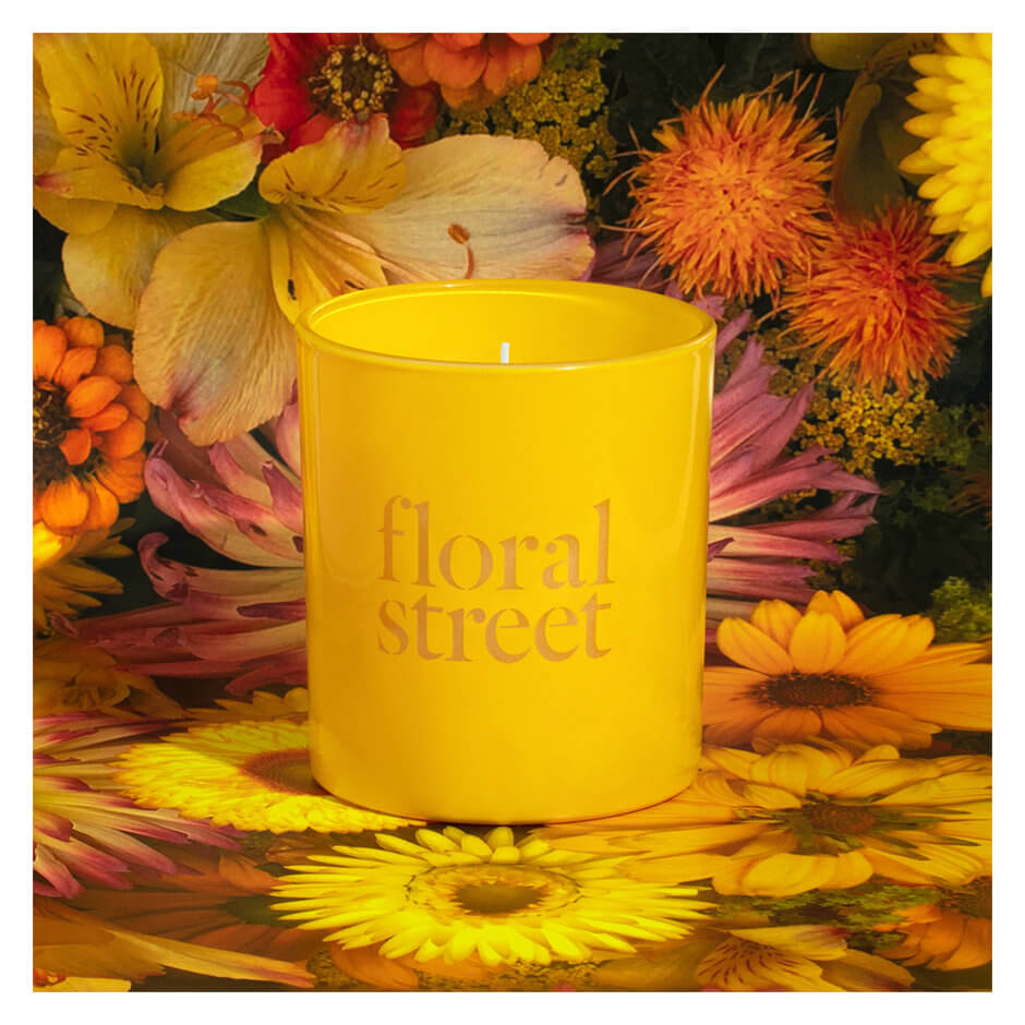 Floral Street - Vanilla Bloom Candle