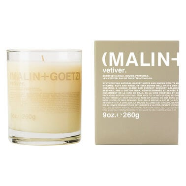 Malin+Goetz - Vetiver Candle