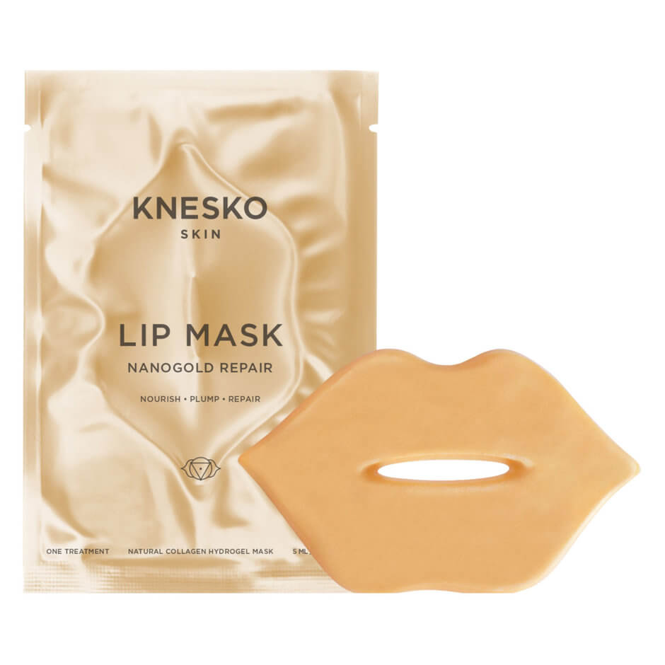 Knesko - Nano Gold Lip Mask