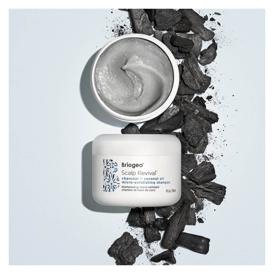 Briogeo Hair Care - Scalp Revival Charcoal + Coconut Oil Micro-exfoliating Scalp Scrub Shampoo