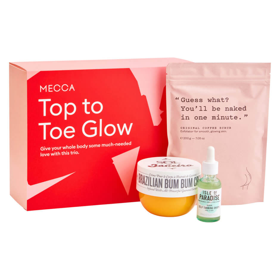 The MECCA Edit - Top To Toe Glow