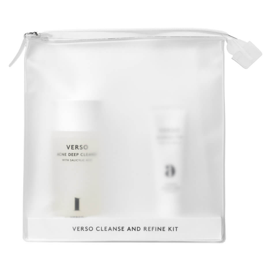 VERSO - Cleanse and Refine Kit