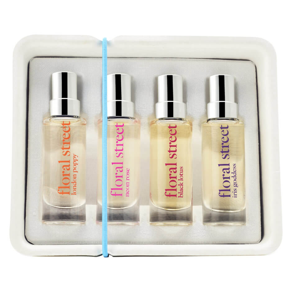 Floral Street - ATHENA SET 10ML X 4