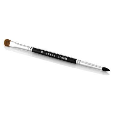 Stila - Double-sided Crease and Liner Brush #15
