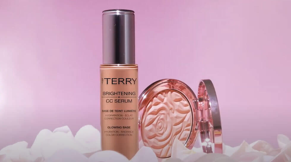 Brightening CC Serum, No.4 Sunny Flash, video