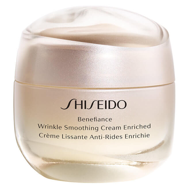 Shiseido - BNF SMOOTHING CREAM ENRICHED