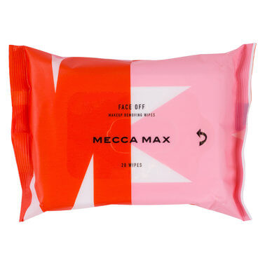 MECCA MAX - MAKEUP WIPES 20PK