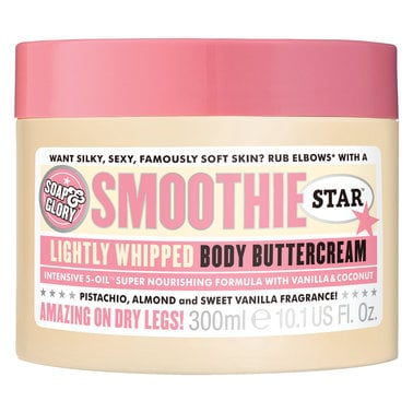 Soap & Glory - SMOOTHIE STAR BUTTER CREAM