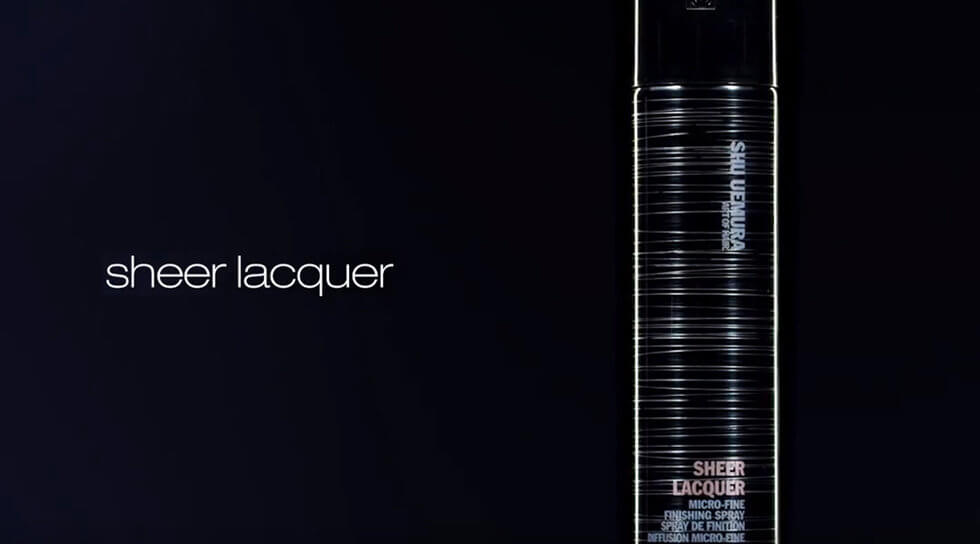 Shu Uemura Art of Hair - Sheer Lacquer Finishing Hairspray