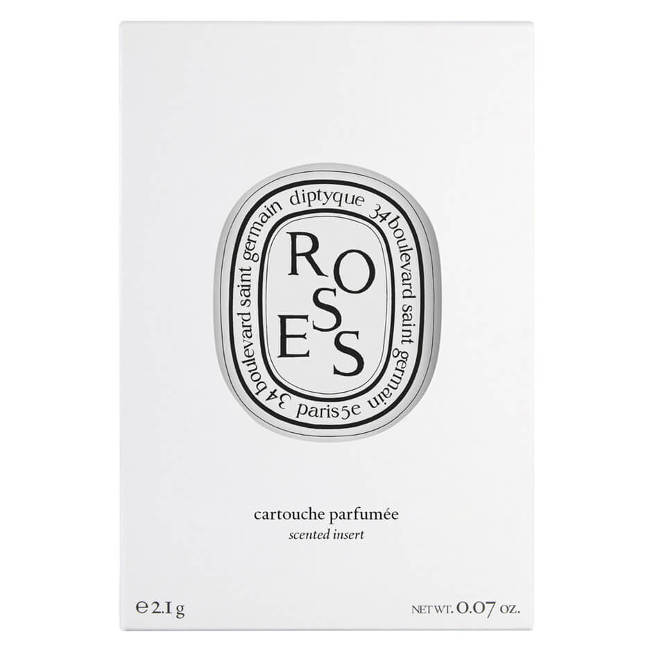 Diptyque - Roses Cartridge Refill For Diffuser