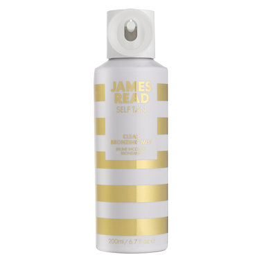 JAMES READ - Clear Bronzing Mist