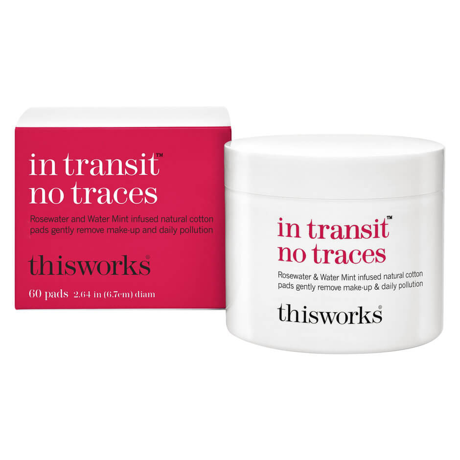 This Works - In Transit No Traces 60 Pads