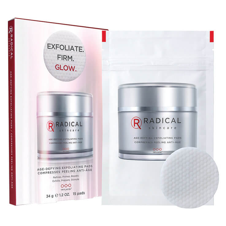 Radical Skincare - Age Defying Pads - 15 day