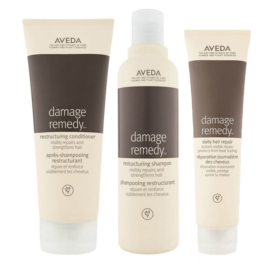 AVEDA - DAMAGE REMEDY VALUE KIT