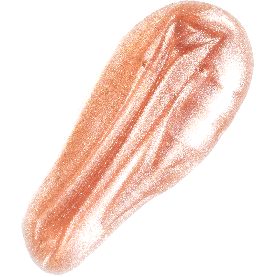 Glass Glow Lip, Prism Rose, texture