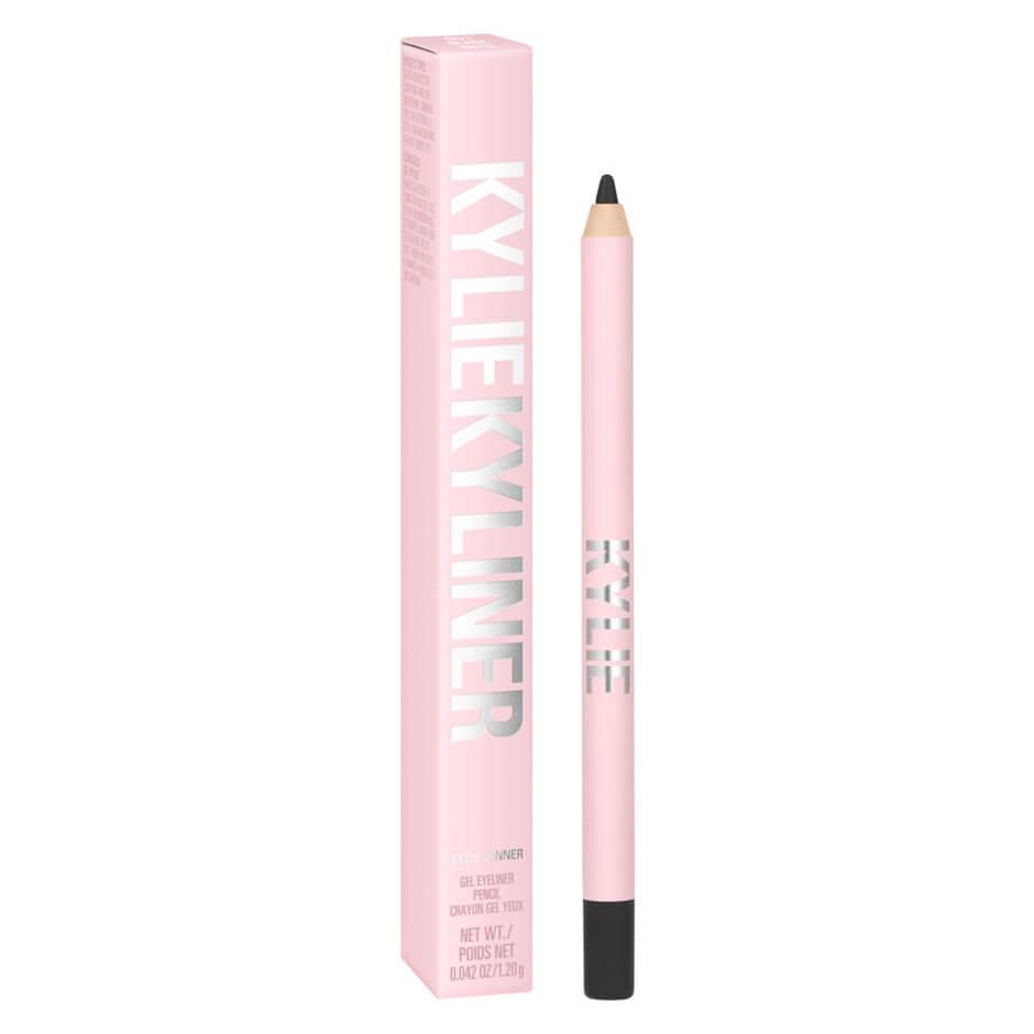 Kylie Cosmetics - Kylie Cosmetics Gel Eyeliner Pencil - Matte Black