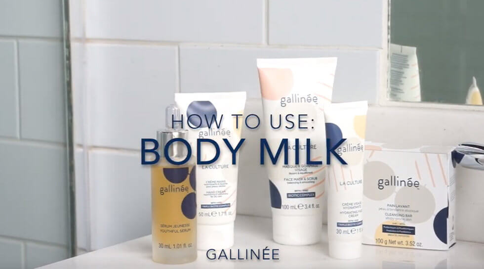 Gallinée - Body Milk