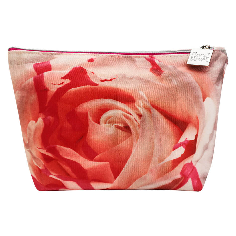 Floral Street - NEON ROSE BEAUTY BAG