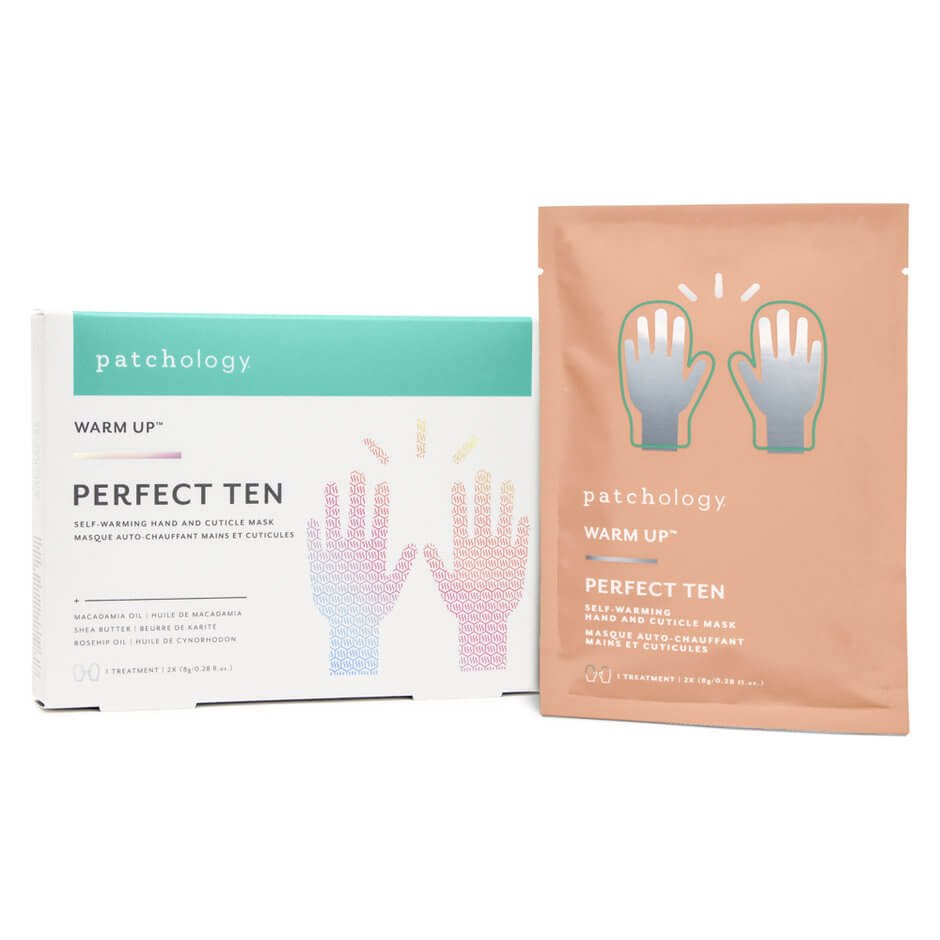Patchology - Perfect Ten Self-Warming Hand & Cuticle Mask