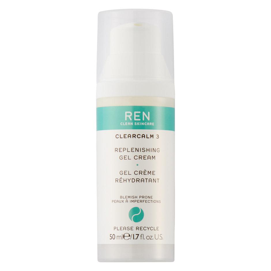 Ren - ClearCalm 3 - Replenishing Gel Cream