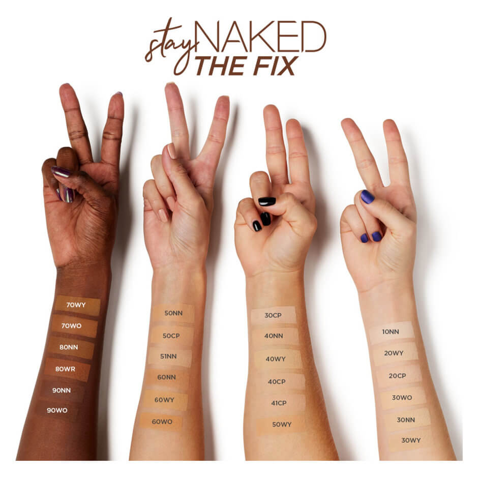 Urban Decay - Stay Naked The Fix - 40WY