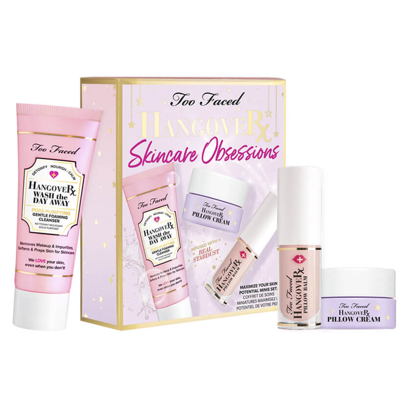 Too Faced - Hangover Skincare Obsessions