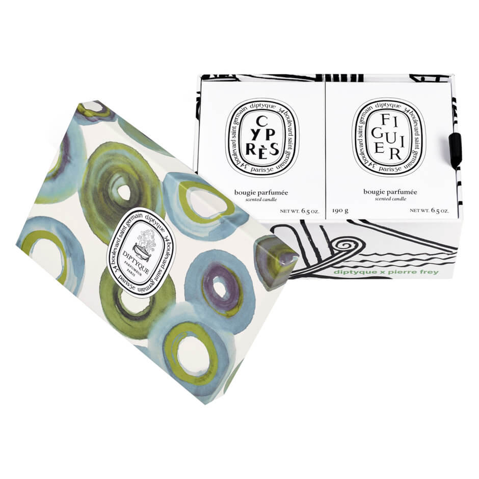 Diptyque - CANDLE CYPRUS FIG DUO 190G