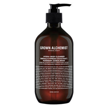 UNKNOWN - BODY CLEANSER EMERALD 500ML