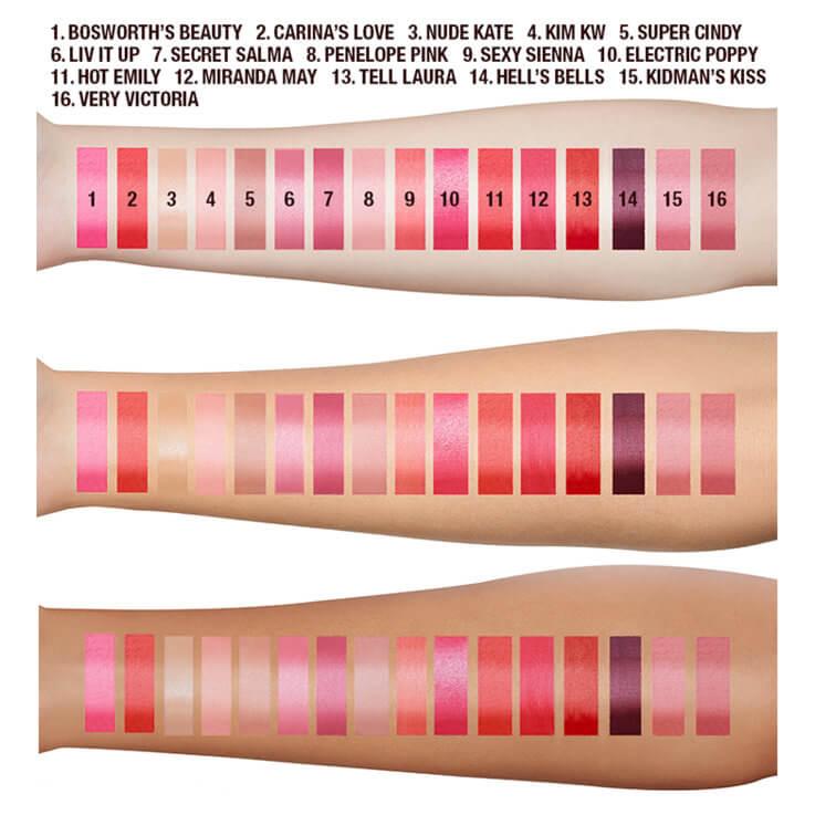 Charlotte Tilbury - Hot Lips Lipstick - Carina's Love