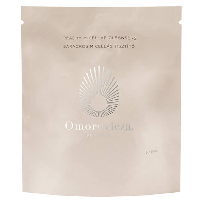 Omorovicza - Peachy Micellar Cleansers - Refill Pack