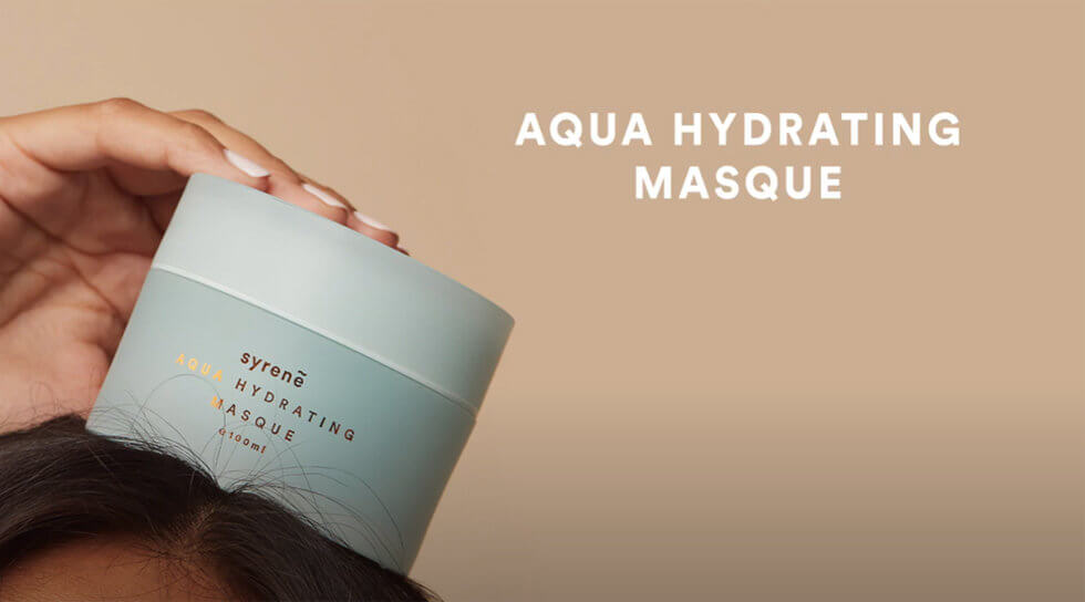 Aqua Hydrating Masque, , video