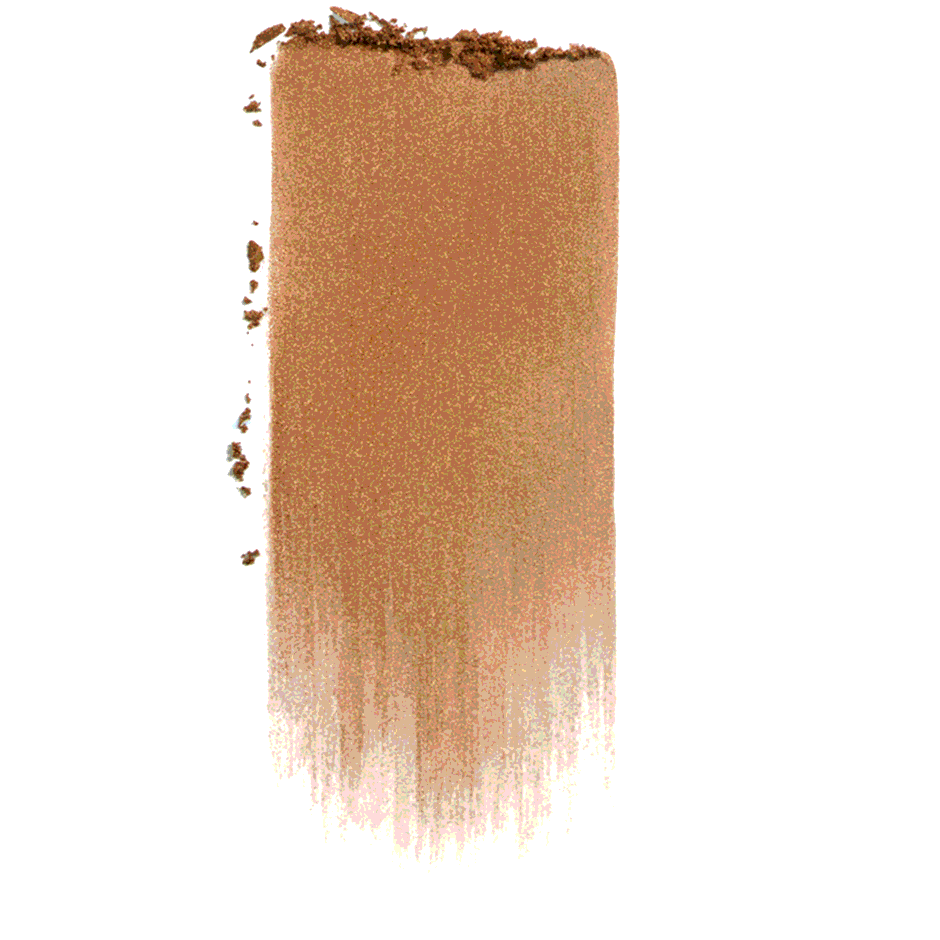 Bronzing Powder, Laguna, texture