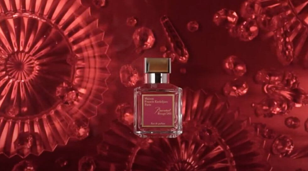 Baccarat Rouge 540 EDP, , video
