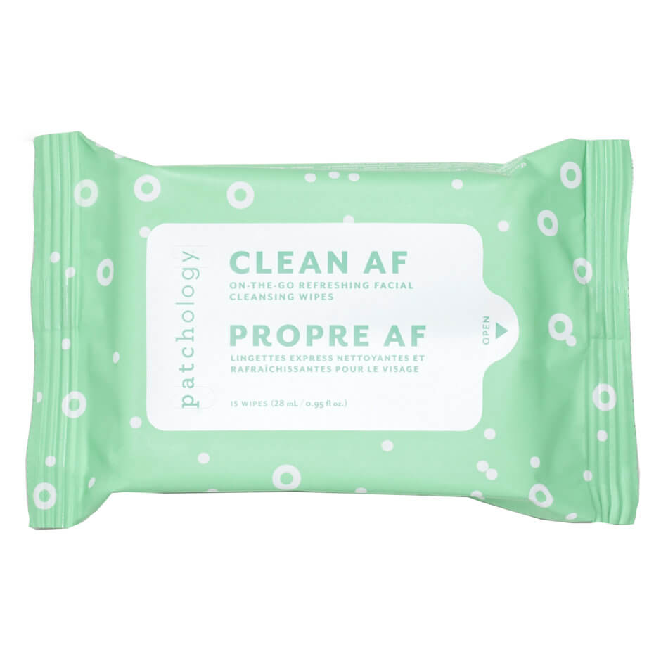 Patchology - CLEAN AF WIPES 1PK