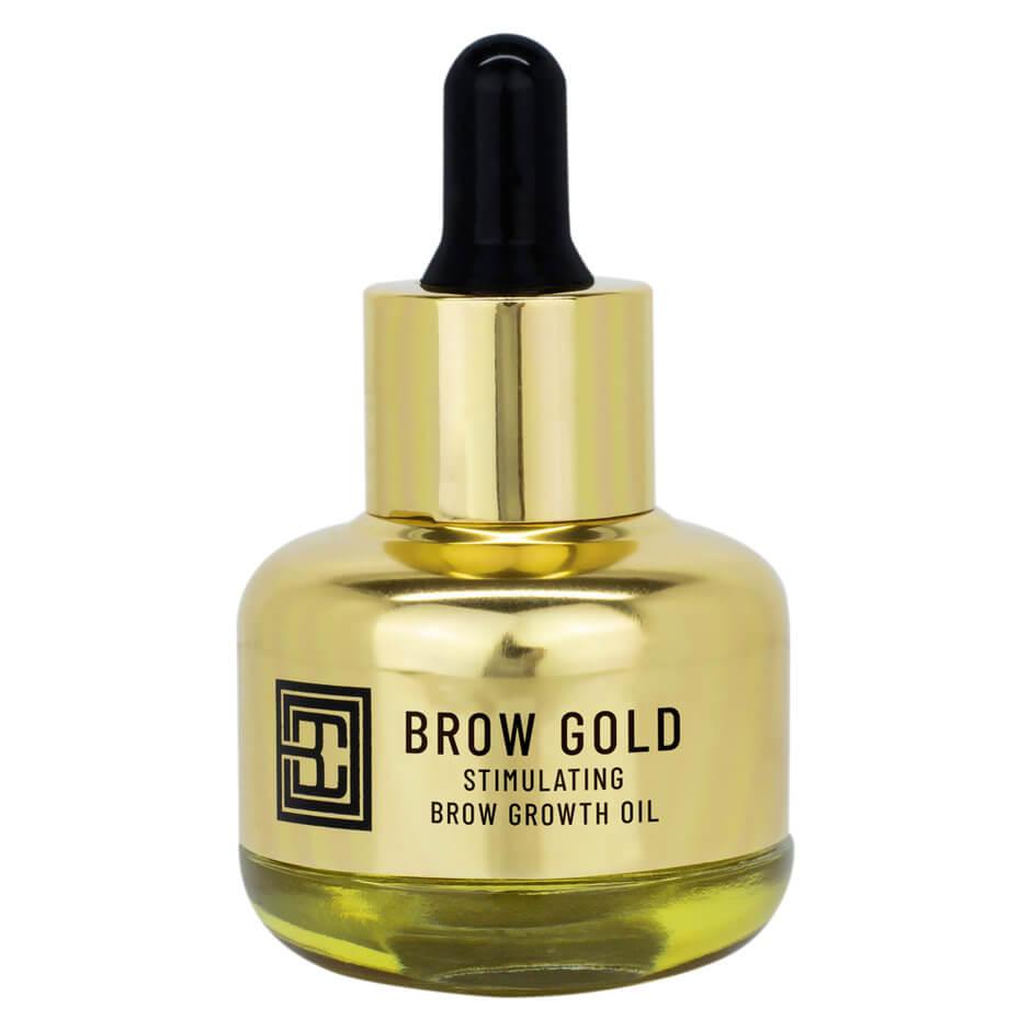 Brow Code - GOLD NOURISHING GROWTH OIL