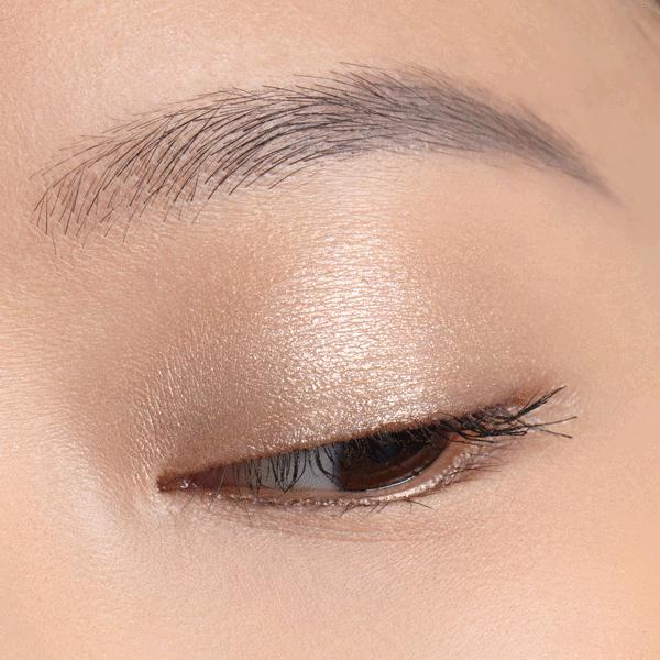 Luminescent Eye Shade, Cheetah, texture