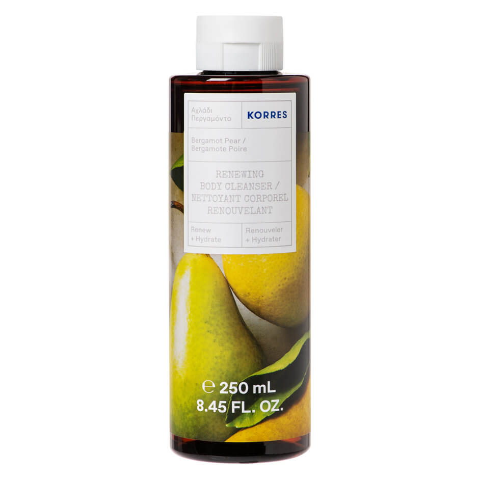 Korres - BERG PEAR SMOOTH BODY CLEANS