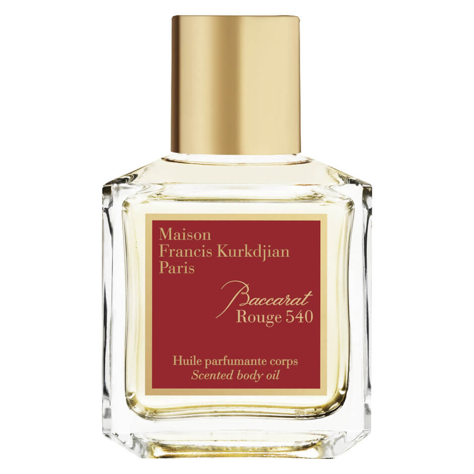 Maison Francis Kurkdjian - BACCARAT ROUGE BODY OIL 70ML