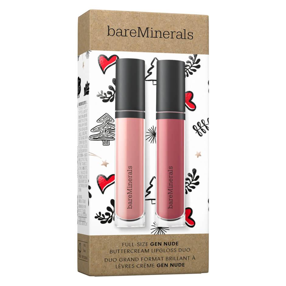 bareMinerals - Gen Nude Buttercream Lipgloss Duo